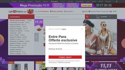 Lightinthebox.com.br