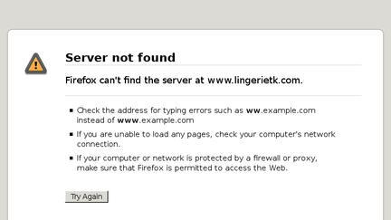 Lingerietk.com