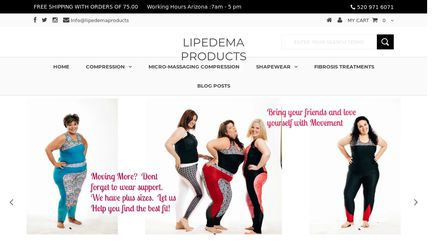 Lipedema Products