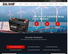 Lithium-battery-factory.com