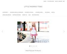 Little Monkey Toes