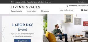 Living Spaces Reviews 2 Reviews Of Livingspaces Com Sitejabber