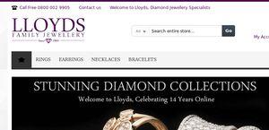 Lloyds Family Jewellery