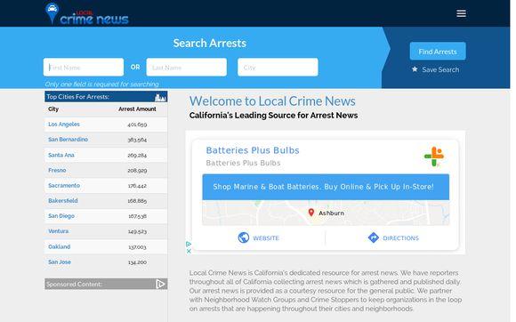 Local Crime News