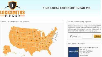 LocksmithsFinder
