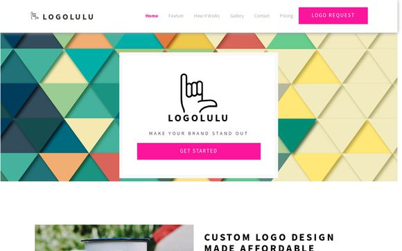 LOGOLULU — Custom Logo Design Specialist