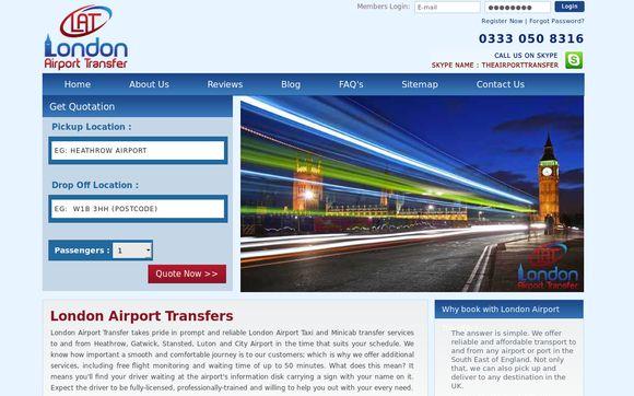 London Airport Transfer