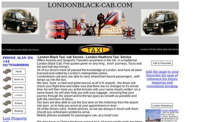 Londonblack-cab.com