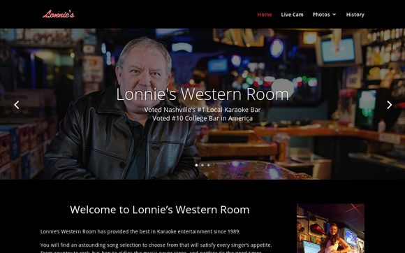 Lonnie's Western Room