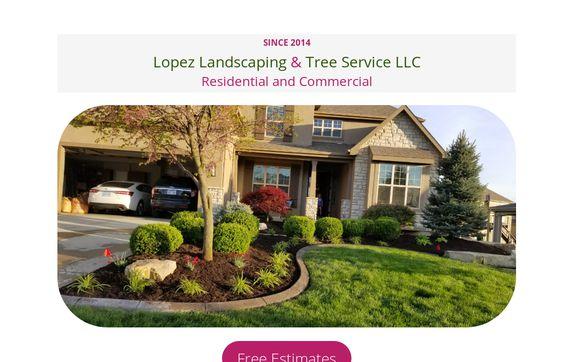 Lopez Landscaping & Tree Service LLC