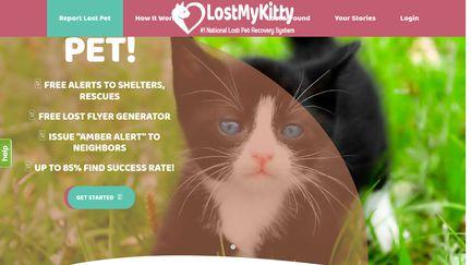 LostMyKitty.com