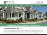 Loudoun Commercial Title LLC.