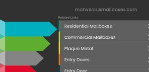 Mahvelousmailboxes