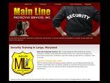 Mainlineprotectiveservices.com