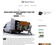 Majestic-movers.com