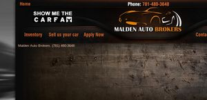Malden Auto Brokers >> Maldenautobrokers Reviews 1 Review Of Maldenautobrokers