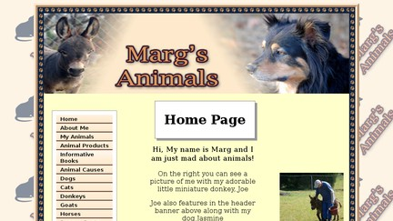 Margsanimals.com