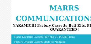 Marrscommunications.com