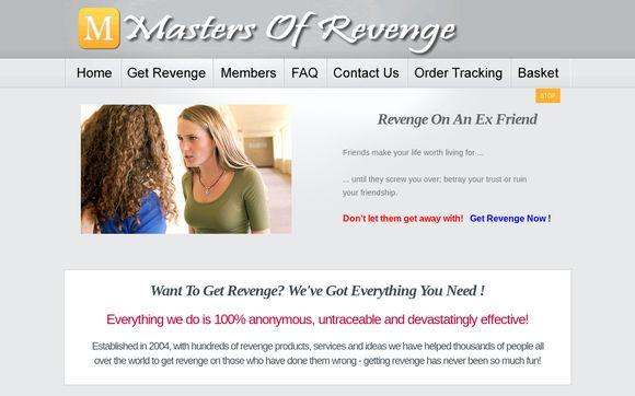 Masters of Revenge