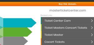 Masterticketcenter.com