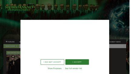 Matrix Fans