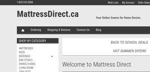 MattressDirect.ca