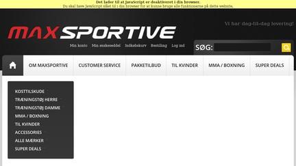 MaxSportive.dk