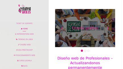 Mayaweb.es