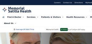 Memorialsatillahealth.com