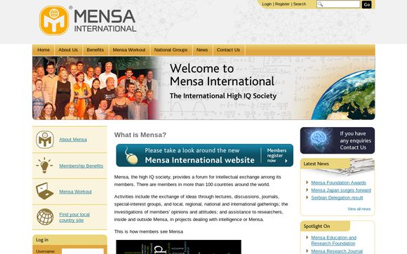 Mensa International