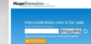 Mercurialcleats
