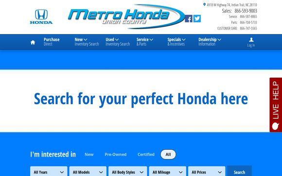 MetroHondaNC
