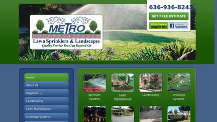 MetroLawnSprinkler