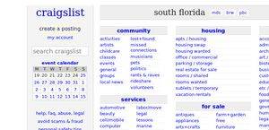 Miami Craigslist Org Reviews 1 Review Of Miami Craigslist Org