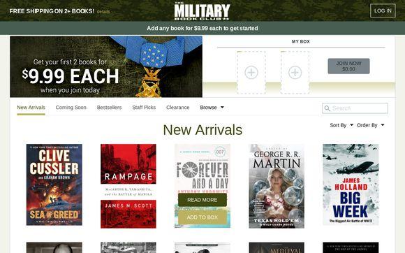 MilitaryBookClub