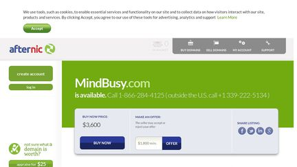 MindBusy