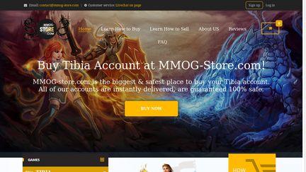 MMOG-Store