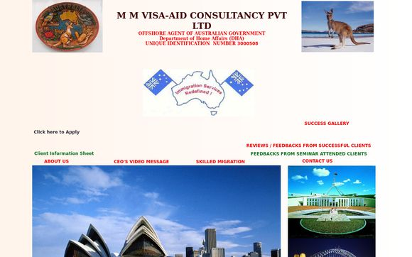 MM Visa Aid Consultancy Pvt.Ltd