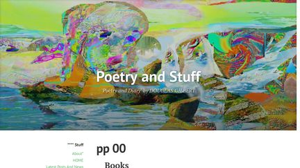 'Poetry And Diary' By DOUGLAS GILBERT