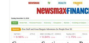 News Max Finance
