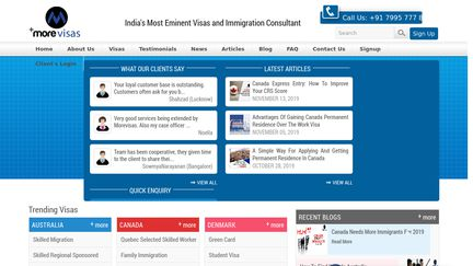 MoreVisas Immigration and Visa Consultants