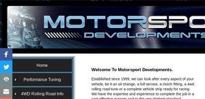 Motorsport-developments.co.uk