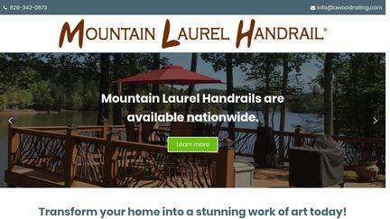 MountainLaurelRailing