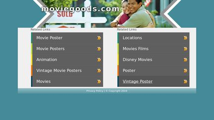 MovieGoods