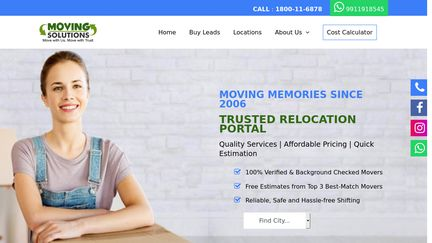 MovingSolutions.in