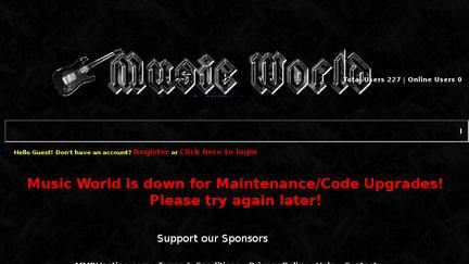 Musicworld.mmrhosting.com