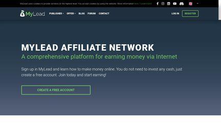 MyLead Affiliate Network