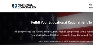 National Concealed
