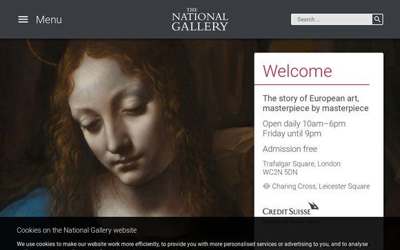 The National Gallery, London