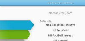 Nbafanjersey.com